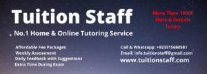 Home tutor required ? Search for tutors at online tuition websites ? Find tutor from tuition Staff.