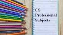 Home tutor required for professional subjects